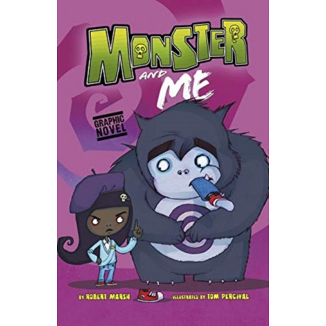 Monster and Me Pack A of 3