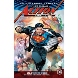 Superman: Action Comics Volume 4: The New World