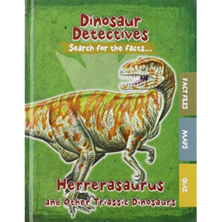 Dinosaur Detectives, Pack A of 6