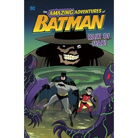 The Amazing Adventures of Batman! Pack A of 4