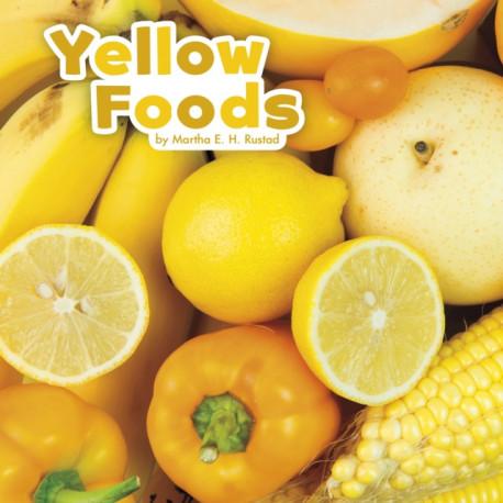 Yellow Foods
