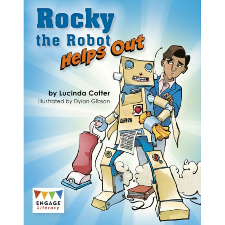 Rocky the Robot Helps Out