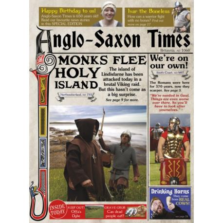 The Anglo-Saxon Times