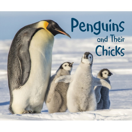 Penguins and Their Chicks