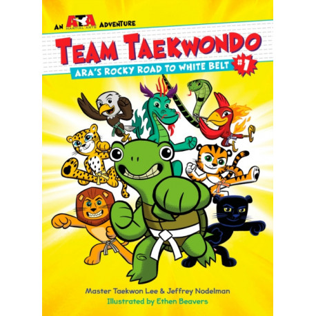 Team Taekwondo -1: Ara's Rocky Road to White Belt