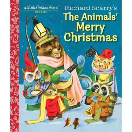 LGB Richard Scarry's The Animals' Merry Christmas