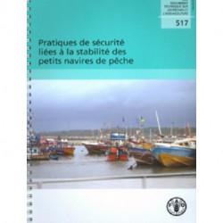 Pratiques de securite liees a la stabilite des petits navires de peche