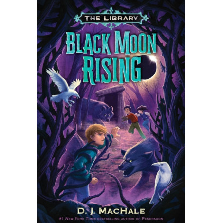 Black Moon Rising: The Library Book 2