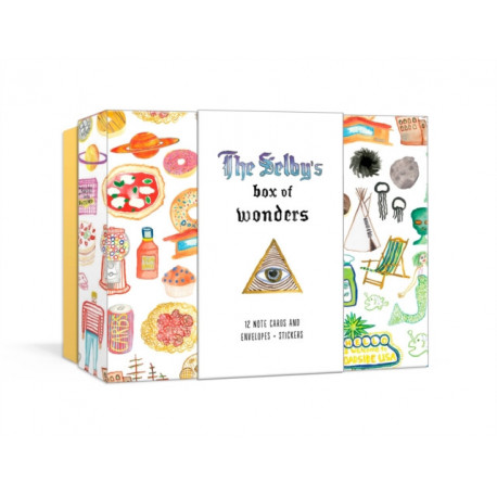 Selby's Box of Wonders: 12 Note Cards and Envelopes