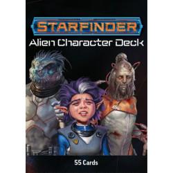 Starfinder Alien Character Deck