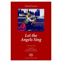 Let the Angels Sing: 17 Christmas Carols