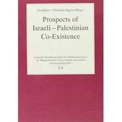 Prospects of Israeli-Palestinian