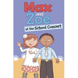 Max and Zoe at the School Concert