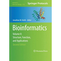 Bioinformatics: Volume II: Structure, Function, and Applications