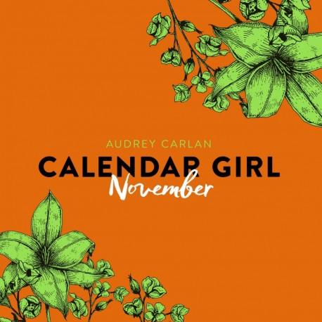 Calendar Girl - November