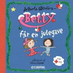 Betty 9 - Betty får en julegave - Lyt&læs