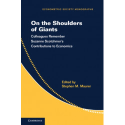 On the Shoulders of Giants: Colleagues Remember Suzanne Scotchmer's Contributions to Economics