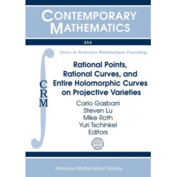 Rational Points, Rational Curves, and Entire Holomorphic Curves on Projective Varieties