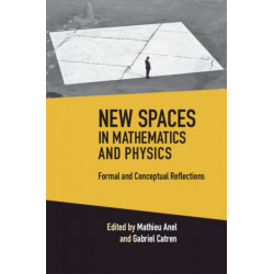 New Spaces in Mathematics and Physics 2 Volume Hardback Set: Formal and Conceptual Reflections