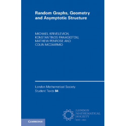 Random Graphs, Geometry and Asymptotic Structure