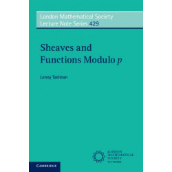 Sheaves and Functions Modulo p: Lectures on the Woods Hole Trace Formula