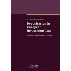 Depositaries in European Investment Law: Towards Harmonization in Europe