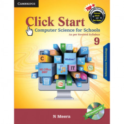 Click Start Level 9 Student's Book with CD-ROM: Computer Science for Schools