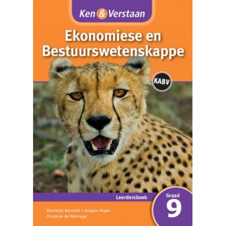 Ken & Verstaan Ekonomiese en Bestuurwetenskappe Leerdersboek Graad 9