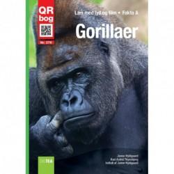Gorillaer: Læs med lyd og film