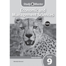 Study and Master Economic and Management Sciences Grade 9 CAPS Excercise Book