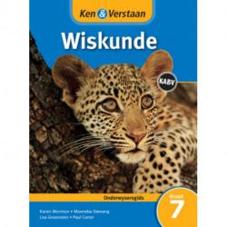 Ken & Verstaan Wiskunde Onderwysersgids Graad 7