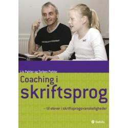 Coaching i skriftsprog: Til elever i skriftsprogsvanskeligheder