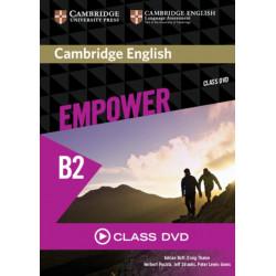 Cambridge English Empower Upper Intermediate Class DVD