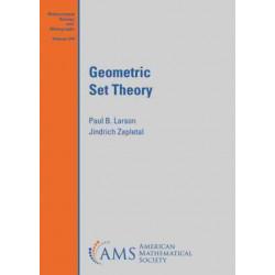 Geometric Set Theory