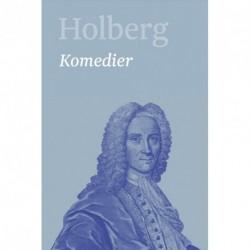 Holberg - Komedier 1: Ludvig Holbergs hovedværker (Bind 1)