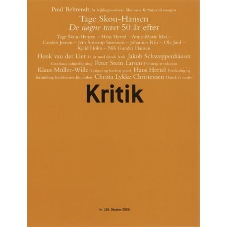 Kritik (41. Årgang)