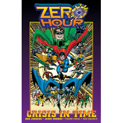 Zero Hour: A Crisis in Time