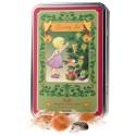 Pige - Glædelig-jul-dåse med karameller, 330g