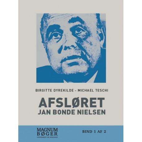 Afsløret - Jan Bonde Nielsen (storskrift)