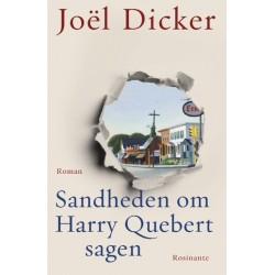 Sandheden om Harry Quebert-sagen: Roman