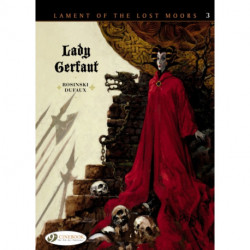 Lament of the Lost Moors Vol.3: Lady Gerfaut
