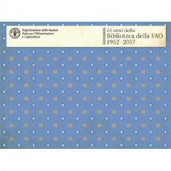 65 anni della Biblioteca della FAO: 1952-2017