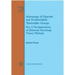 Homotopy of Operads and Grothendieck-Teichmuller Groups: Part 2: The Applications of (Rational) Homotopy Theory Methods