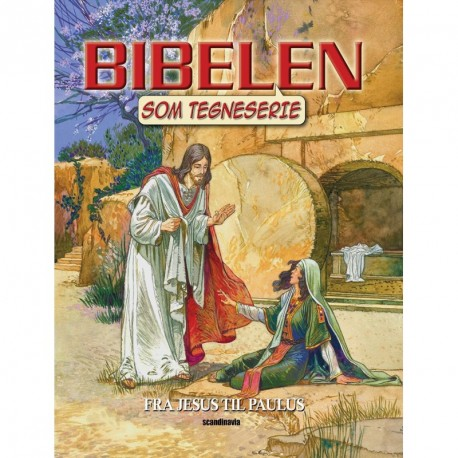 Bibelen som tegneserie: 3