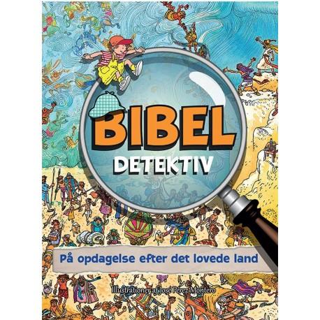 Bibel detektiv - på opdagelse efter det lovede land