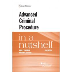 Advanced Criminal Procedure in a Nutshell