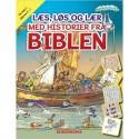 Læs, løs og lær med historier fra Biblen: 4-7 år