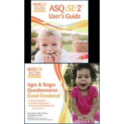 Ages & Stages Questionnaires (R): Social-Emotional (ASQ (R):SE-2): Starter Kit (English): A Parent-Completed Child Monitoring System for Social-Emotional Behaviors