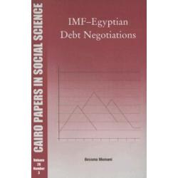 IMF-Egyptian Debt Negotiations