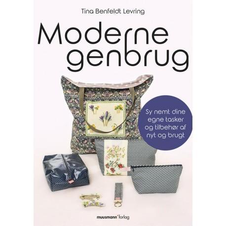 Moderne genbrug: Sy nemt dine egne tasker og tilbehør af nyt og brug